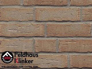 Плитка под кирпич Feldhaus Klinker R681NF14 sintra terracotta bario