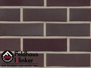 Клинкерная плитка Feldhaus Klinker R384NF14 ferrum liso