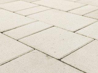 Тротуарная плитка Braer Старый город Ландхаус Белый 60