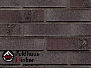 Фасадная плитка Feldhaus Klinker R565NF14* carbona geo ferrum