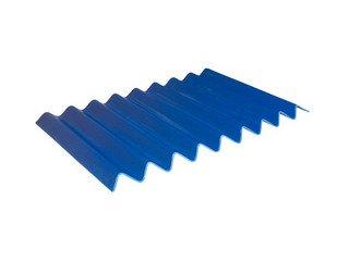 Черепица Тетон синяя