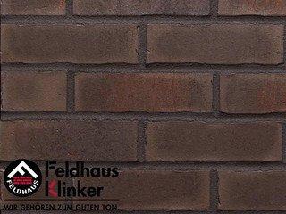 Плитка дляфасада Feldhaus Klinker R748NF14 vascu geo merleso