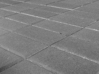 Тротуарная плитка BRAER Прямоугольник Серый, 60 мм