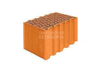 Керамический поризованный блок Porotherm 38 Thermo 1