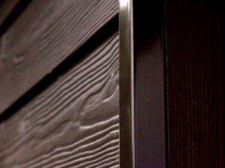 Доска Cedral Wood 3600 mm C21 Коричневая глина