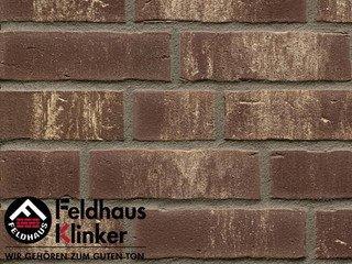 Плитка клинкерная фасадная Feldhaus Klinker R749NF14