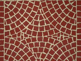 Клинкерная мозаика Feldhaus Klinker M402DF gala plano