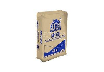 Цементно-известковая смесь Perel М150 Универсальная, Perel 40 кг 1