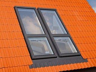 Окно-балкон FGH-V P2 Galeria Fakro 94х255