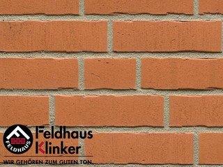 Фасадная плитка Feldhaus Klinker R731NF14 vascu terracotta oxana