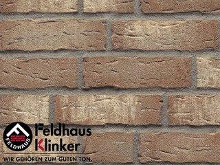 Фасадная плитка Feldhaus Klinker R677WDF14* sintra brizzo blanca