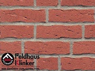 Плитка под кирпич Feldhaus Klinker R694NF14 sintra carmesi