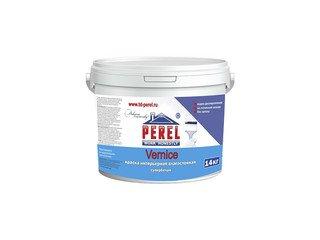 Экологически чистая краска Perel Vernice для окрашивания стен и потолков, 14 кг