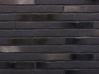 Клинкерная плитка фасадная- 453 silber-schwarz Stroeher Рядовая 115x240+40 толщина 14