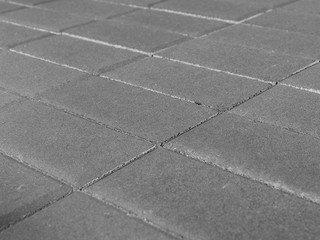 Тротуарная плитка Braer прямоугольник серый 200х100х60
