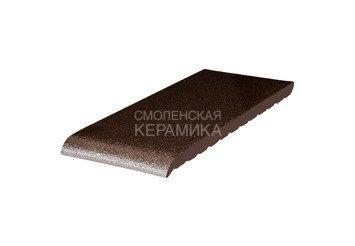 Плитка для подоконников King Klinker 280х120 коричневый глазурованный (02) 1