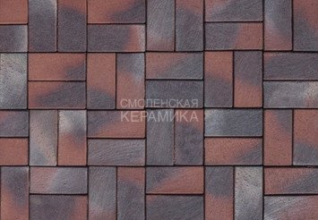 Тротуарный клинкер АВС Danzig 200х100х40 1
