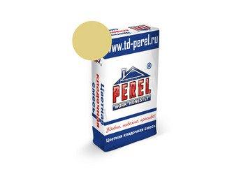 Цветная кладочная смесь Perel NL 0120 бежевая, 25 кг 1