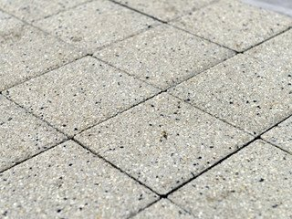Тротуарная плитка BRAER Лувр, Гранит белый