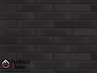Клинкерная плитка Feldhaus Klinker R509DF14* geo ferrum liso