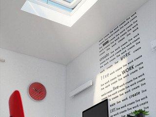 Окно для плоских крыш DXW DW6 Fakro 60х90
