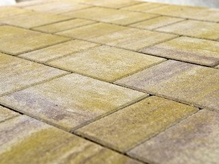 Тротуарная плитка Braer Старый город Ландхаус Color Mix Степь 60