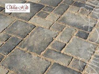 Тротуарная плитка White Hills ТИВОЛИ С901-23