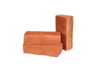 Полнотелый печной кирпич ручной формовки LODE Sencis, 280х140х75, красный