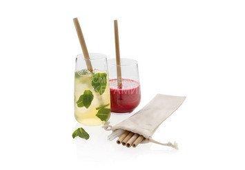 Экотрубочки для напитков /EcoGreen Straws 1