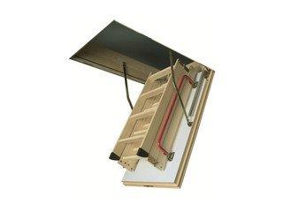 Лестница чердачная термо LТK Energy Fakro Дерево 700х1000/2800