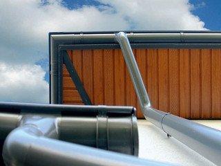 Софит ПВХ с центральной перфорацией, сплошной (0.306х3м) BUDMAT золотой дуб