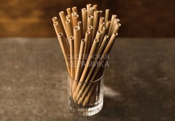 Экотрубочки для напитков /EcoGreen Straws 6