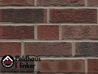 Плитка под кирпич Feldhaus Klinker R663NF14 sintra cerasi nelino