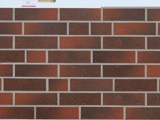 Плитка клинкерная АВС klinker Rotbunt struktur 240x52x10