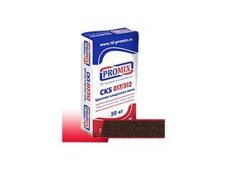 Цветная кладочная смесь PROMIX CKS 512 4800 коричневая