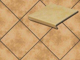 Клинкерная плитка фасадная- E 541 facello Stroeher Рядовая 294x594 толщина 8