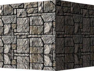 "511-85 White Hills ""Дарем"" (Durham), светло-серый, угловой, Нормативная ширина шва 1,5 см."