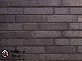 Фасадная плитка Feldhaus Klinker R717DF14* accudo geo ferrum