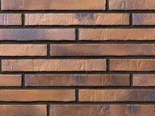 Клинкерная плитка фасадная--- Glanzstueck N 5 Stroeher Рядовая 115x240+52 толщина 14