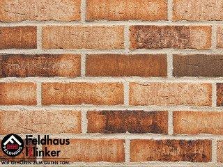 Клинкерный кирпич Feldhaus Klinker K665WDF Sintra sabioso binaro