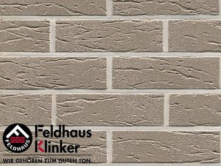 Плитка клинкерная фасадная Feldhaus Klinker R835NF9