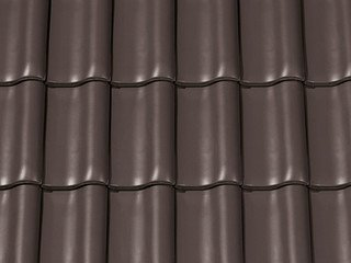 Creaton HARMONIE rot рядовая эдельангоб коричневая