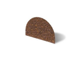 Заглушка конька полукруглого Luxard алланит