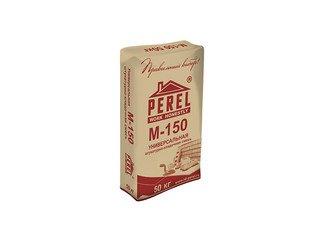Цементно-песчаная смесь Perel М150 Базовая, Perel 50 кг