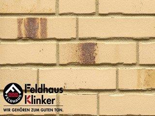 Плитка дляфасада Feldhaus Klinker R970NF14* bacco crema maron