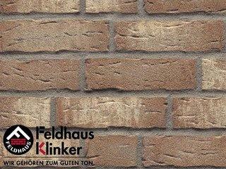 Фасадная плитка Feldhaus Klinker R677NF14* sintra crema duna