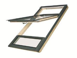 Мансардное окно FDY-V U3 Fakro 94х235