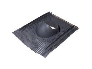 Проходной элемент Universal серый
