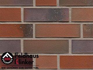 Клинкерная плитка Feldhaus Klinker R580NF14* salina carmesi colori