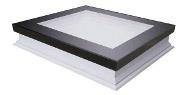Окно для плоских крыш DEF-D U6 Fakro 90х90
